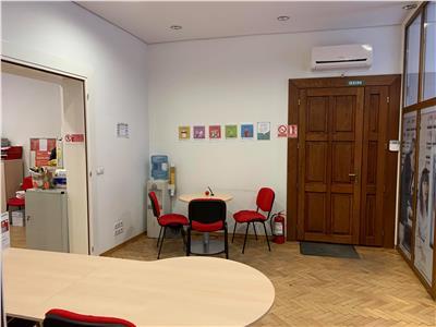 Vanzare birou 106 mp compus din 4 camere in Centru  str Motilor