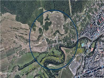 Vanzare teren cu proiect autorizat, zona Donath Floresti, Cluj-Napoca