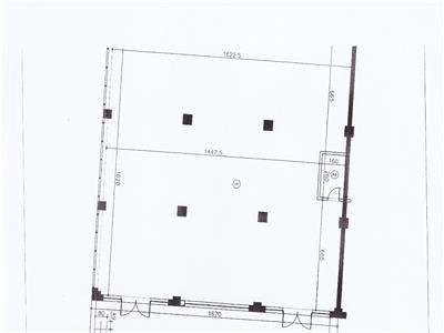Vanzare Spatiu comercial 260 mp Dambul Rotund- Fabrica de Sport
