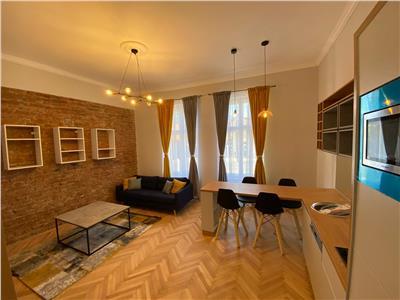 Vanzare apartament 2 camere de LUX Centru, Cluj-Napoca