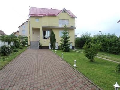 Vanzare casa individuala, finisata complet zona Europa! Cluj-Napoca