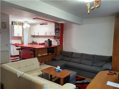 Vanzare apartament 3 camere cu gradina in bloc nou tip vila in Grigorescu- Casa Radio
