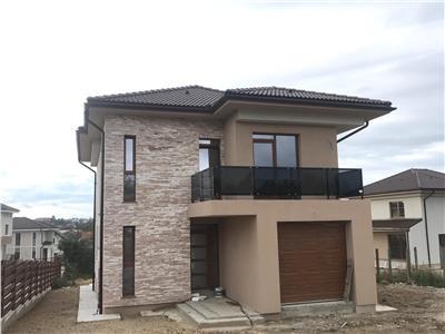 Vanzare casa individuala Feleac 700 mp teren priveliste Cluj, Cluj-Napoca