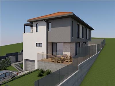 Vanzare parte duplex cu teren de 200 mp zona Borhanci, Cluj-Napoca
