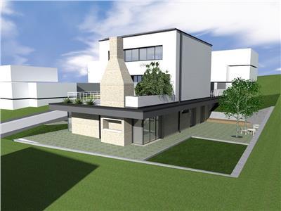 Vanzare apartament 4 camere cu terasa si gradina Oasului Iris, Cluj-Napoca